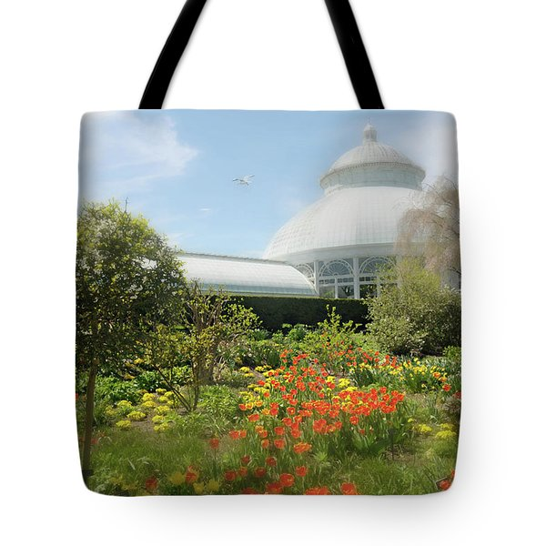 Tote Bag featuring the photograph Floral Notes by Diana Angstadt