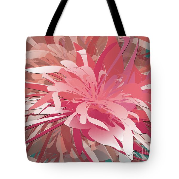 Floral Profusion Tote Bag