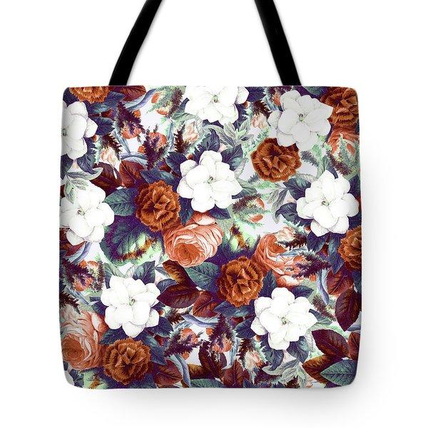 Floral Wonder Tote Bag