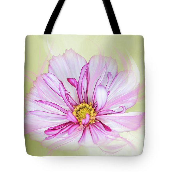 Floral Wonder Tote Bag