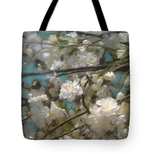 Floral01 Tote Bag