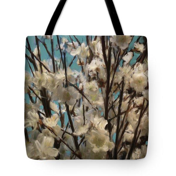 Floral02 Tote Bag