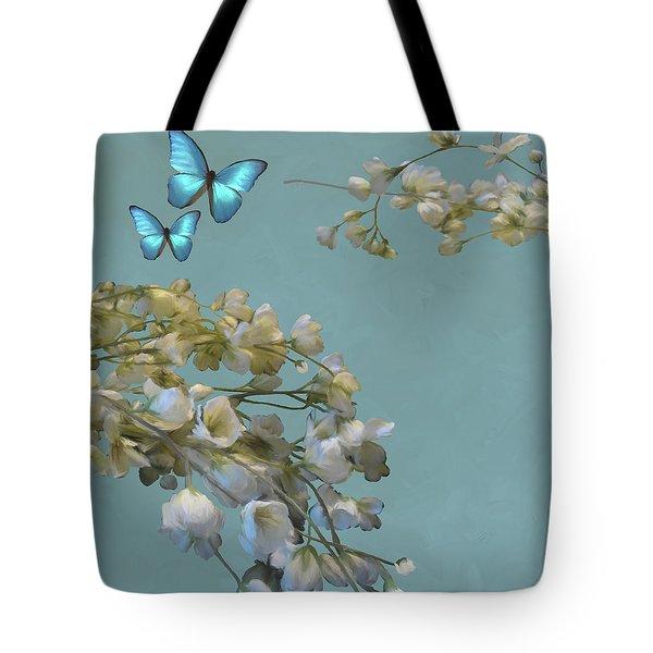 Floral04 Tote Bag
