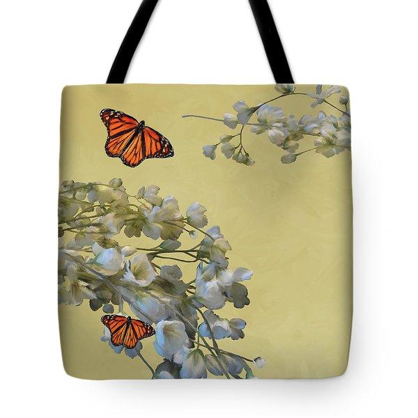 Floral05 Tote Bag