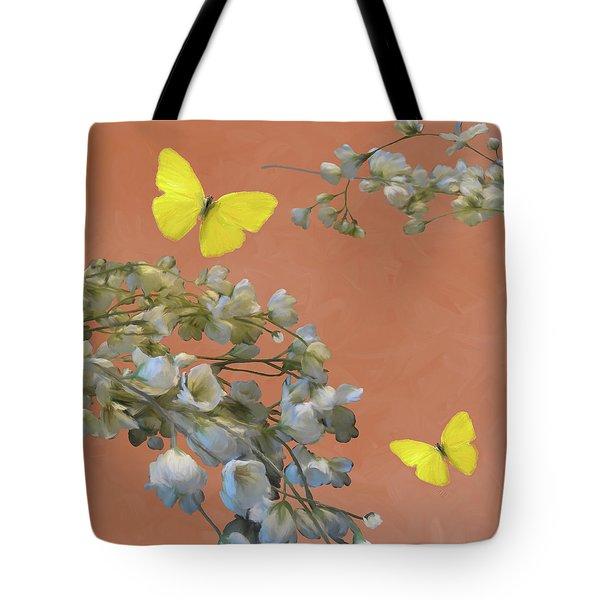 Floral06 Tote Bag
