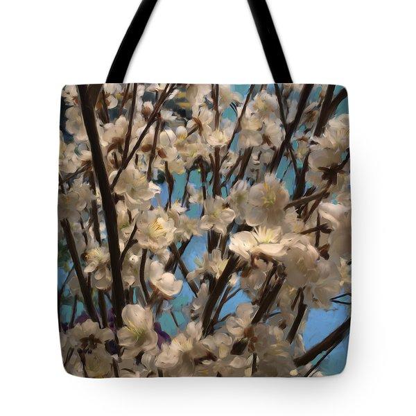 Floral08 Tote Bag