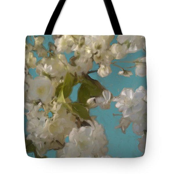 Floral09 Tote Bag