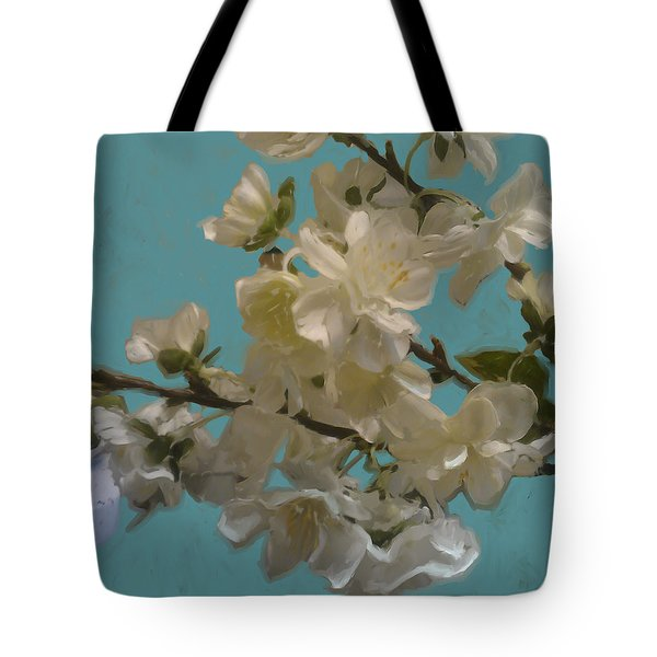 Floral10 Tote Bag