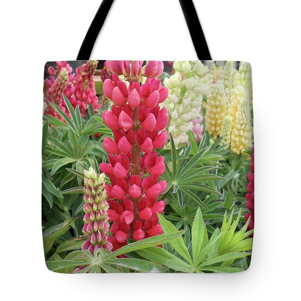 Floral2 Tote Bag by Cynthia Powell