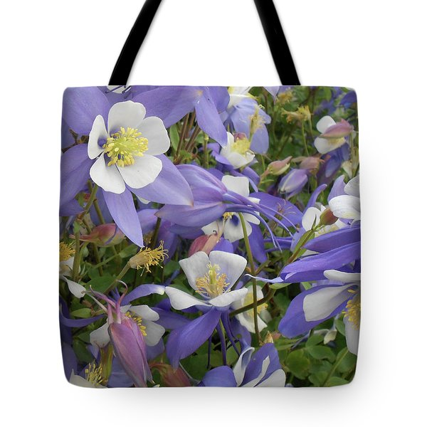 Floral3 Tote Bag by Cynthia Powell