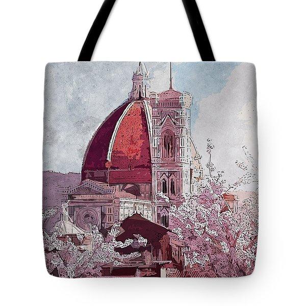 Florence - 16 Tote Bag
