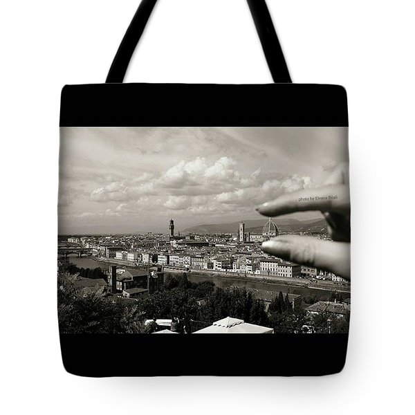 #florence #architecture  #travel Tote Bag by Elvana Bilalaj