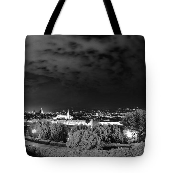 Florence From Above Tote Bag