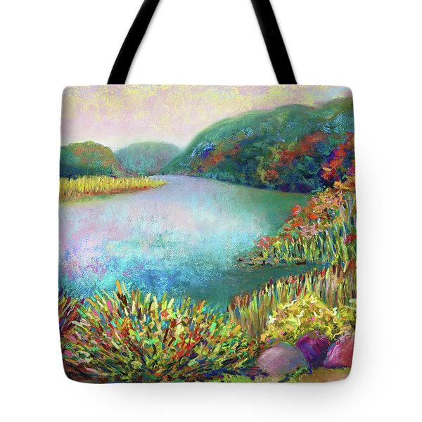 Florence Griswold View Tote Bag
