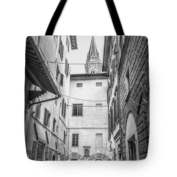 Florence Street Tote Bag
