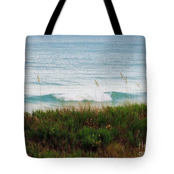 Florida Beach Dune Tote Bag by Tim Townsend