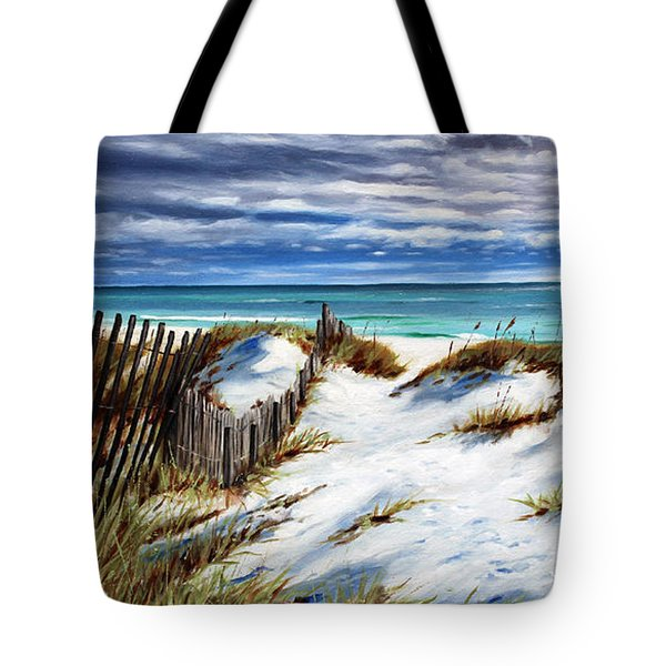 Florida Beach Tote Bag by Rick McKinney