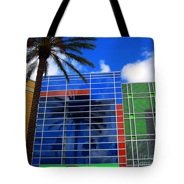 Florida Colors Tote Bag by Susanne Van Hulst