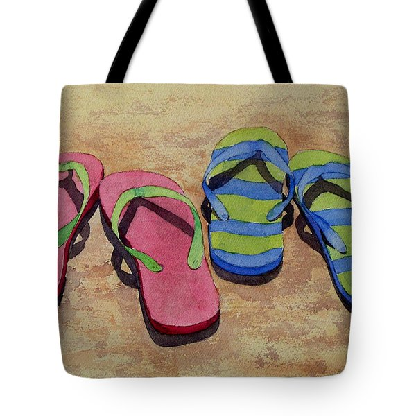 Florida Dress Shoes Tote Bag