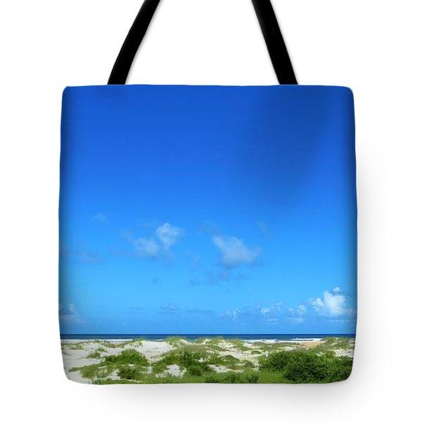 Florida East Coast Beach Tote Bag by Tim Townsend