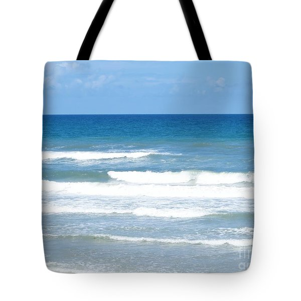 Florida East Coast Tote Bag by Tim Townsend