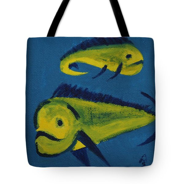 Florida Fish Tote Bag