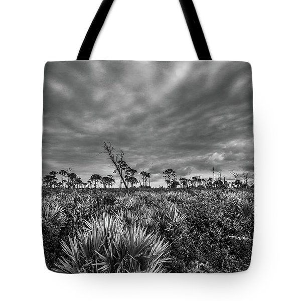 Florida Flatwoods Tote Bag
