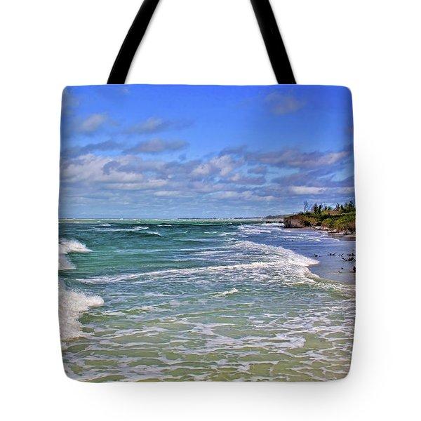 Florida Gulf Coast Beaches Tote Bag