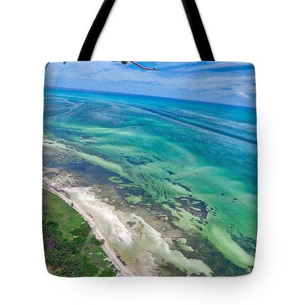 Florida Keys Tote Bag