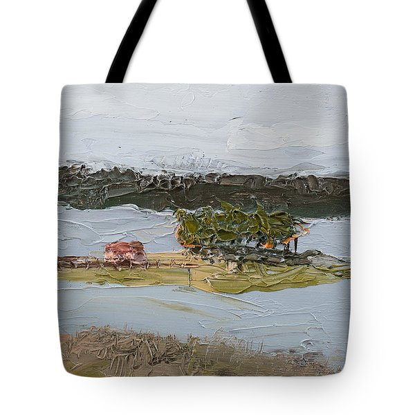Florida Lake II Tote Bag