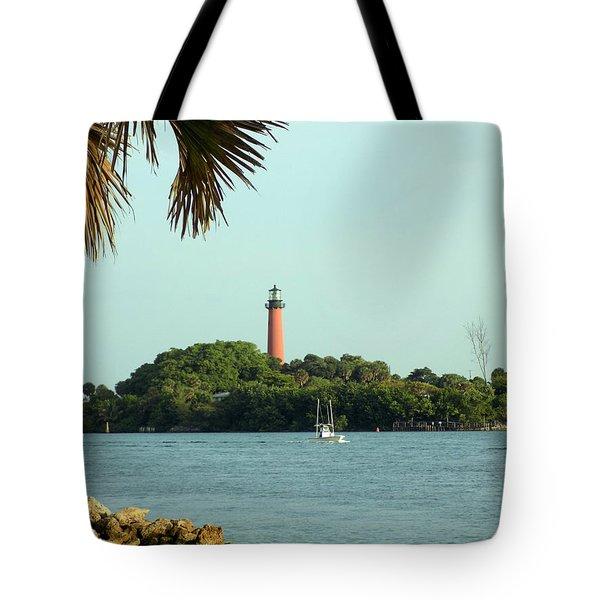 Florida Lighthouse 3 Tote Bag
