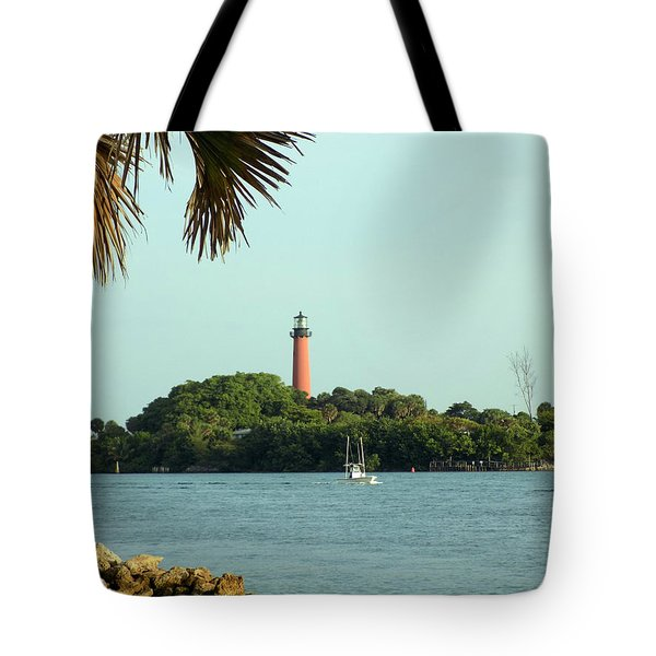 Florida Lighthouse 3 Tote Bag
