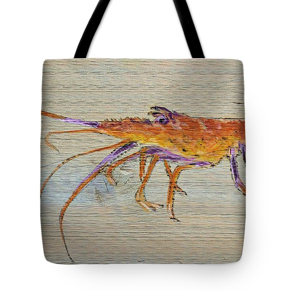 Florida Lobster Tote Bag