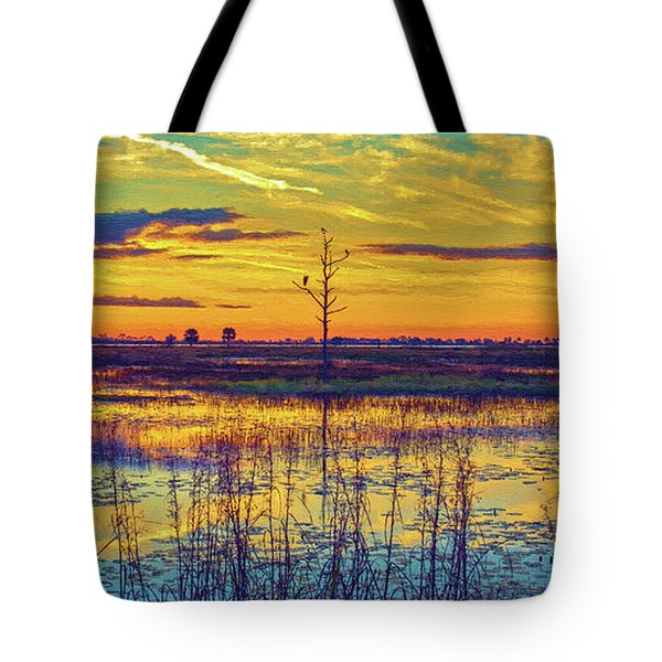 Florida Nature Paradise 2  Tote Bag