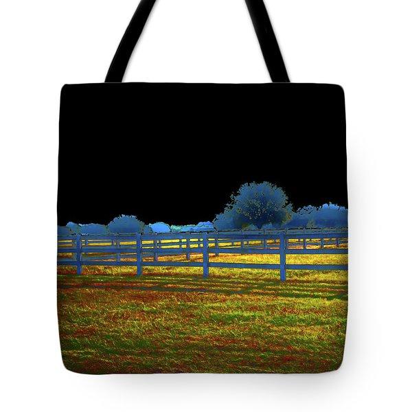 Florida Ranchland Tote Bag