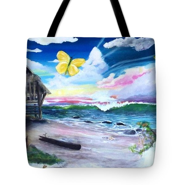 Florida Room Tote Bag