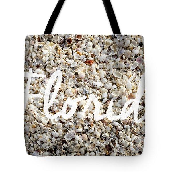 Florida Seashells Tote Bag