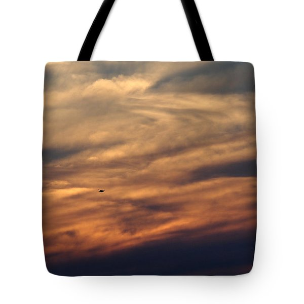 Florida Sunset 0052 Tote Bag