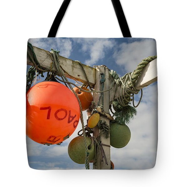 Tote Bag featuring the photograph Flotsam And Jetsam by Brian Roscorla