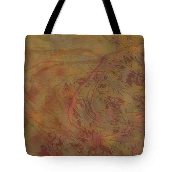 Flow Improvement In The Sand Tote Bag