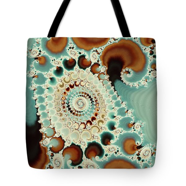 Flow Of Consciousness Tote Bag