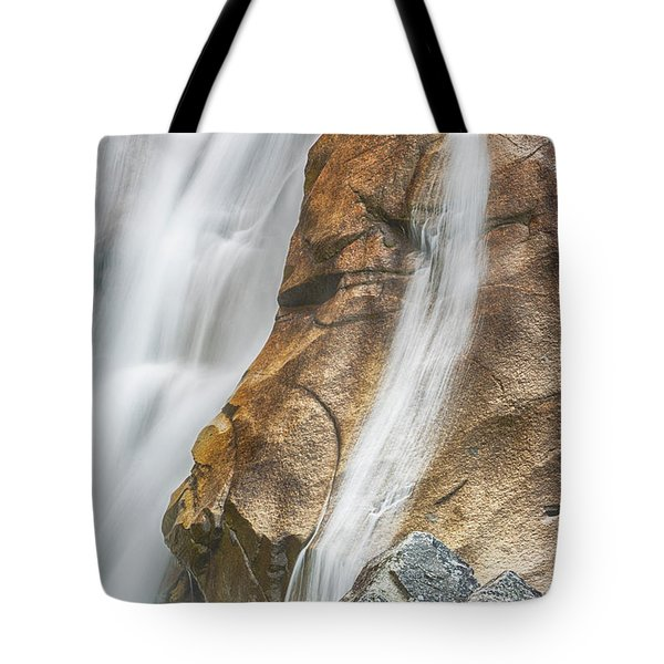 Tote Bag featuring the photograph Flow by Stephen Stookey