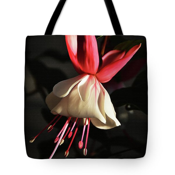 Flower 0021-a Tote Bag by Gull G
