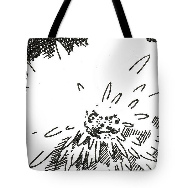 Flower 1 2015 Aceo Tote Bag