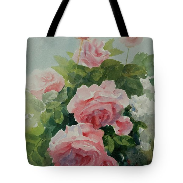 Flower 11 Tote Bag