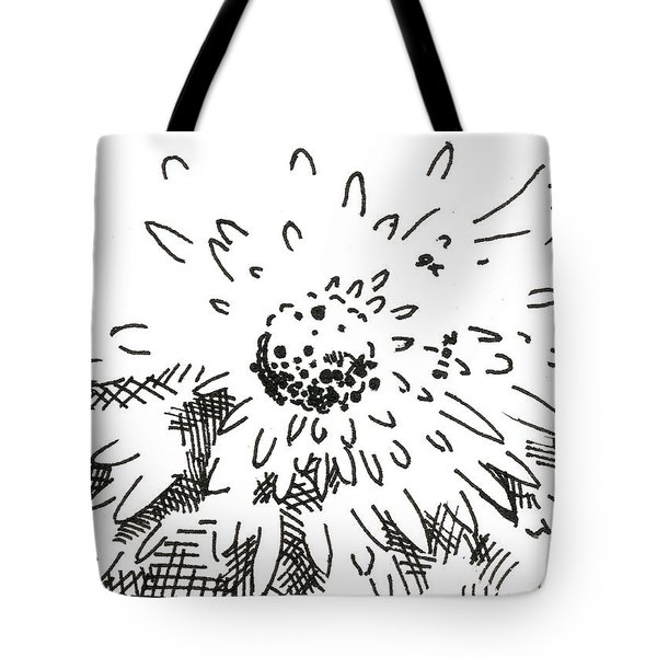 Flower 2 2015 - Aceo Tote Bag