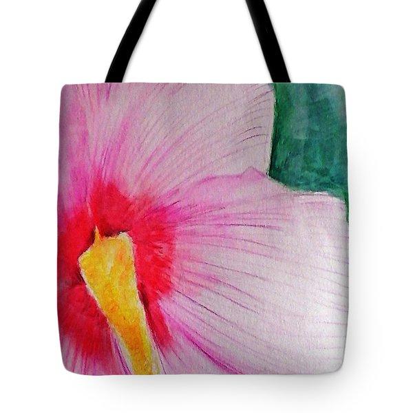 Flower 45 Tote Bag