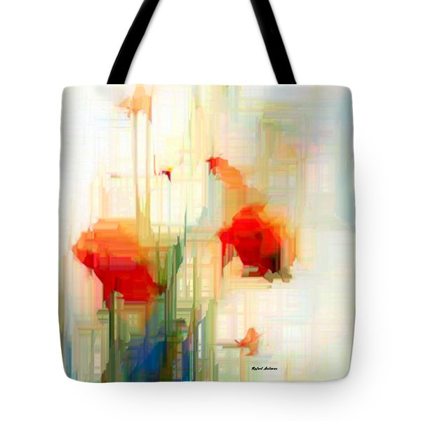Flower 9230 Tote Bag