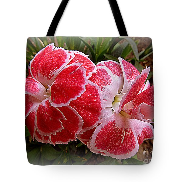 Flower-a-day Tote Bag by Anne Gordon