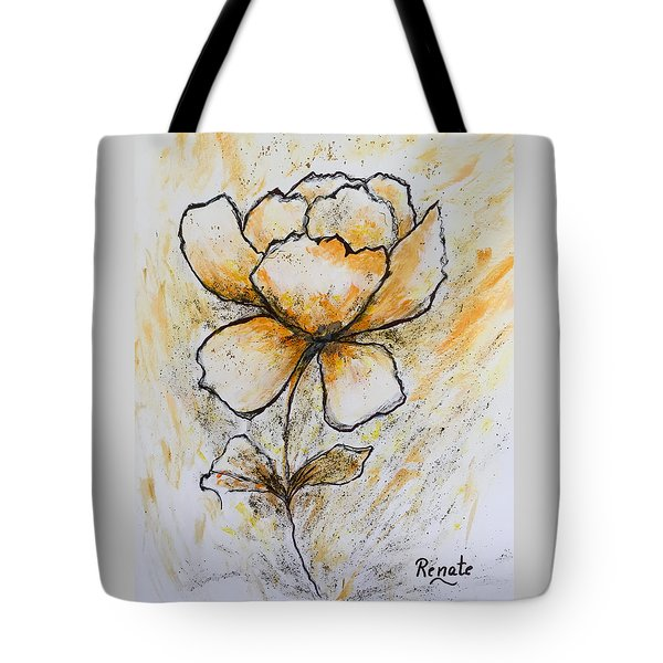 Flower-art Tote Bag